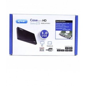 Case HD SATA 2.5 USB 2.0 - KNUP